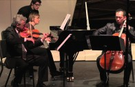"Harold Meltzer's ""Sindbad"" for Actor and Piano Trio performed by Chalifour, Loo, Shpachenko, Meltzer"