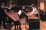 Two songs for solo marimba (2006) – I. Dark and distant