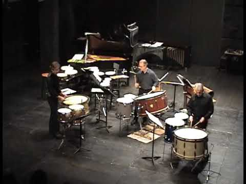 Percussion Group Cincinnati – Lift Off by R Peck